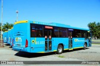 Porto Velho: Cidade recebe novos ônibus da JTP Transportes