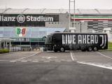 Juventus Football Club anuncia seu novo ônibus
