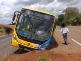 Londrina: ônibus acaba sofrendo acidente e alguns passageiros ficaram feridos