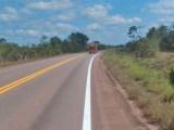 Amapá: DNIT executa obras de manutenção rodoviária na BR-210