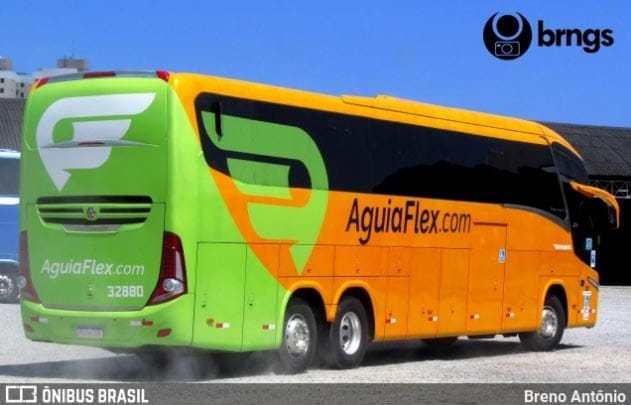 Aguia Flex aposta em tarifa promocional no trecho Salvador x Aracaju x Salvador