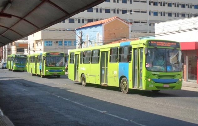 Teresina: Rodoviários iniciam uma nova paralisação do transporte na cidade