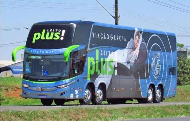 Grupo Garcia-Brasil Sul renova frota e traz uma nova configuração dos ônibus
