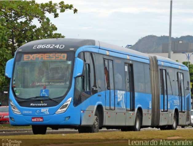 Vídeo: Passageiros do BRT RIO reclamam de superlotação, atrasos e falta de ar condicionado nos ônibus