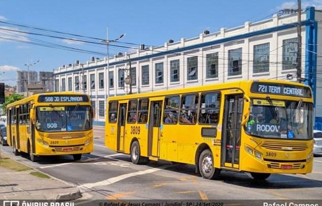 SP: Jundiaí divulga ampliação de horários de ônibus e consulta pode ser feita por app