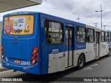 Ônibus do Consórcio Integra Salvador Norte é assaltado quando seguia para garagem
