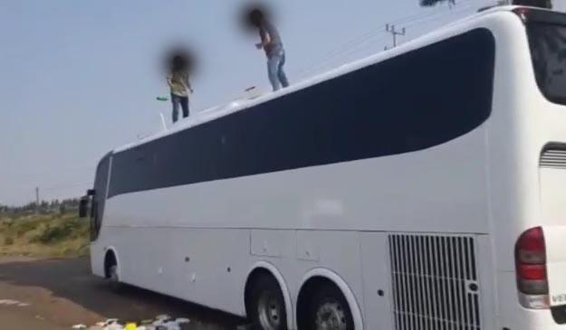 PR: Ônibus rodoviário com mais de 100 kg de entorpecentes é interceptado em viagem para Maringá