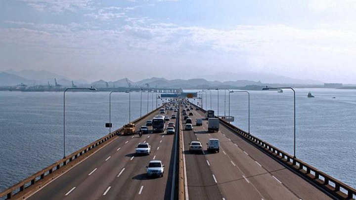 Aumenta neste sábado o valor do pedágio da Ponte Rio x Niterói