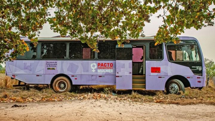 MT: Ônibus Lilás oferece atendimentos para mulheres em Porto Esperidião e Barra do Garças