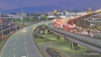 Engavetamento na Ponte Rio x Niterói causa lentidão na chegada e saída do Rio de Janeiro