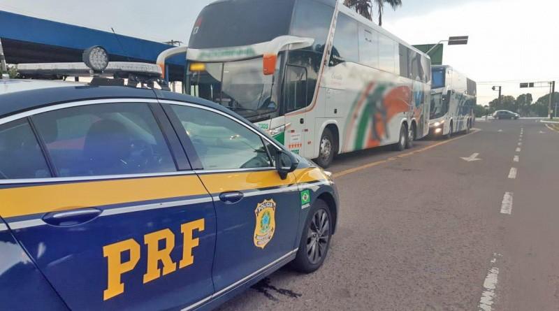 MS: Polícia Federal deporta os 224 bolivianos que entraram no Brasil em ônibus fretado
