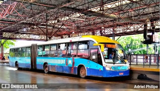 GO: Justiça condena Metrobus a pagar indenização a passageira que teve mão prensada em porta de ônibus