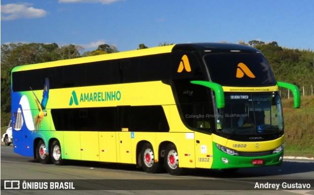 MG: Viação Amarelinho anuncia segmento de turismo e fretamento