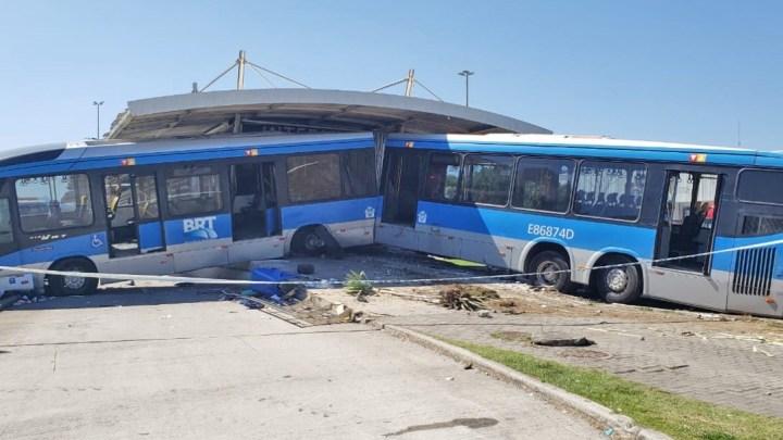 BRT Rio se manifesta sobre  a liberação de táxis no corredor expresso