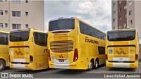 Viação Itapemirim incorpora primeiro ônibus Comil Invictus DD Volvo em sua frota