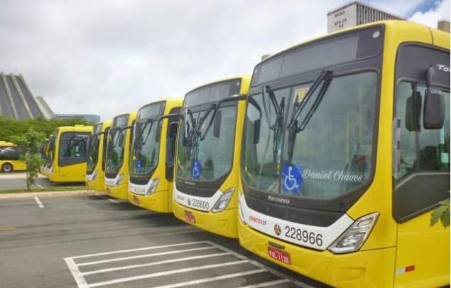 DF: Suspenso pela Justiça o reajuste de R$ 220 milhões na tarifa técnica de empresas de ônibus