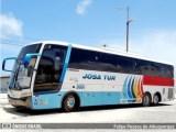 Ônibus da Josa Tur tomba no norte do Piauí e deixa vários feridos