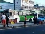 Rio: Tiroteio em Madureira gera protesto e ônibus não circulam na região neste sábado – Vídeo