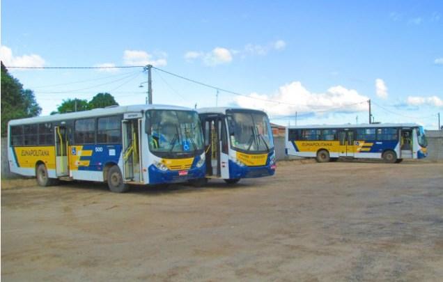 BA: Eunápolis segue sem ônibus há seis dias, após dois coletivos serem incendiados