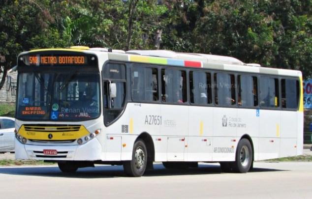 Rio: Rodoviários da Transportes Vila Isabel anunciam paralisação nesta sexta-feira 13
