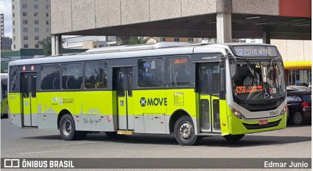 Polícia prende homem que assaltou ônibus em Belo Horizonte