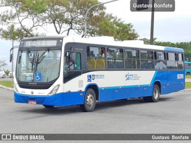 Florianópolis retoma operação com ônibus aos domingos e feriados