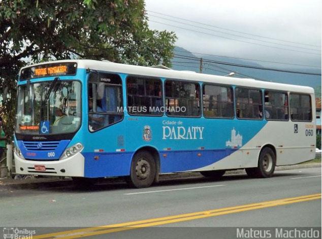 RJ: Ônibus atropela e mata homem na Rio x Santos em Paraty