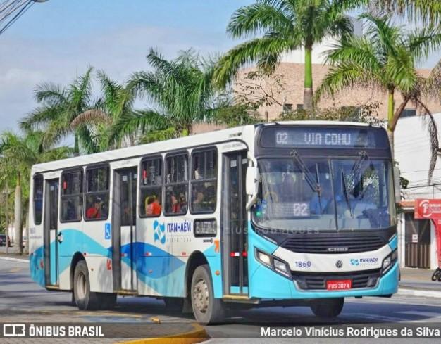 SP: Justiça determina que ônibus circulem com frota mínima durante a greve em Itanhaém