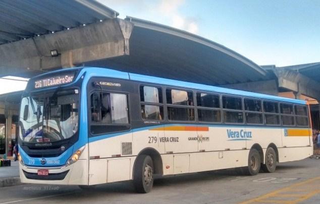 Consórcio Grande Recife reforça frota de ônibus para 1º turno das eleições municipais