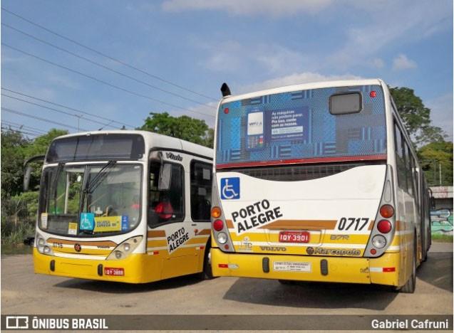 Porto Alegre tem nova ampliação de viagens de ônibus a partir deste sábado