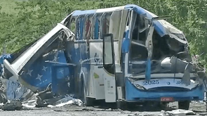 """Tragédia em Taguaí: Ônibus seria """"lotação"""" contratada por funcionários"""
