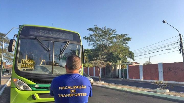 Prefeitura de Teresina multa empresas de ônibus por operar com frota reduzida na cidade