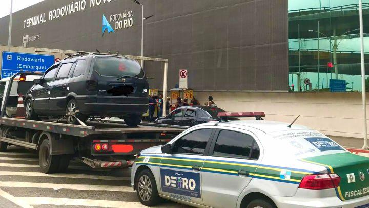 RJ: Detro dá início à Operação Réveillon para coibir transporte ilegal de passageiros