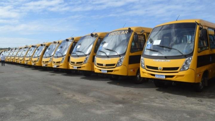 Motoristas de transporte escolar receberão benefício do Salvador por Todos, diz prefeitura