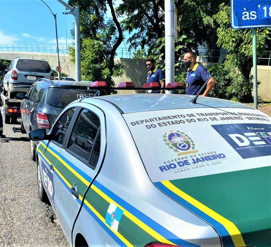 Rio: Detro inicia operação Natal nesta segunda-feira