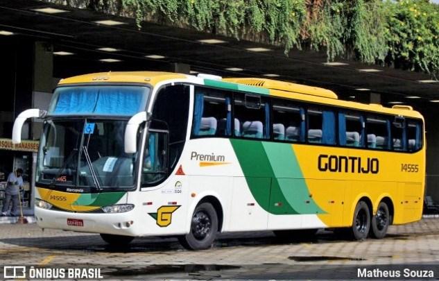 Gontijo lidera o ranking de reclamações da ANTT, Kaissara está em segundo lugar. Confira a lista completa