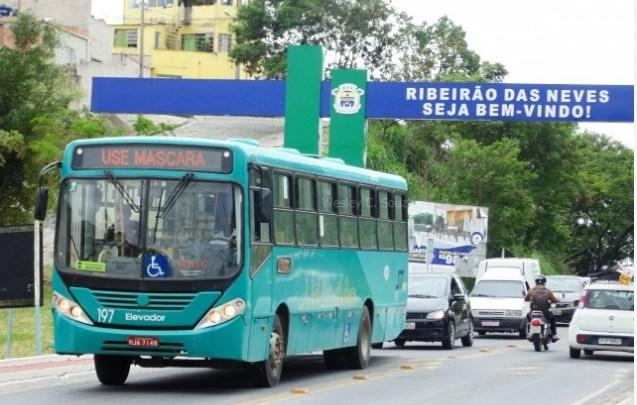 MG: Aumenta a tarifa de ônibus em Ribeirão das Neves; valor foi para R$ 4,86