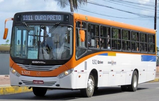 Grande Recife amanhece com greve de ônibus nesta terça-feira
