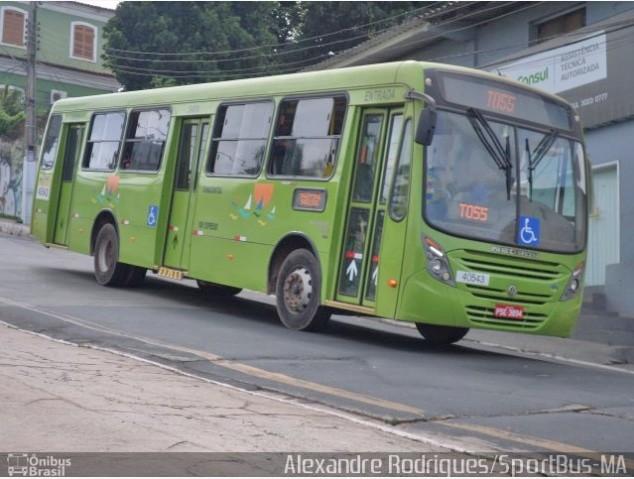São Luís: Polícia prende assaltante de ônibus ao tentar fugir pela janela do coletivo