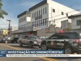 SP: Polícia Civil realiza operação no Sindicato dos Motoristas de São Paulo – Sindmotoristas nesta quinta-feira