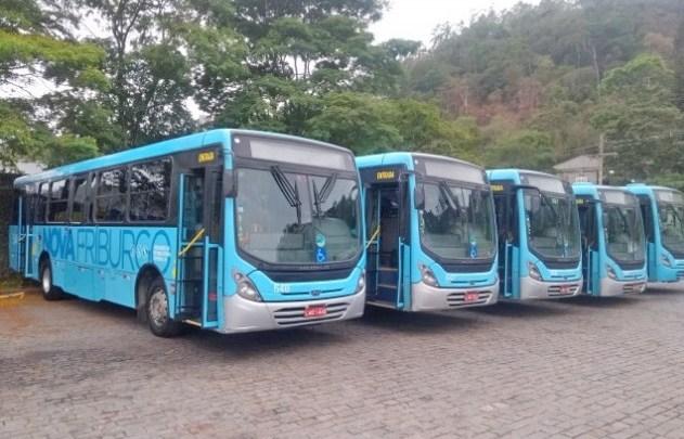 RJ: Rodoviários de Nova Friburgo fazem paralisação devido pagamentos estarem atrasados