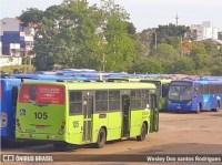 RS: Greve de ônibus em Canoas segue causando transtornos nesta quarta-feira