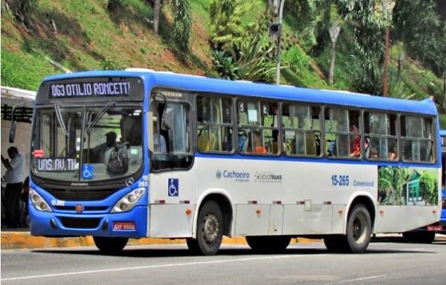 Es: Frota de ônibus é ampliada em Cachoeiro de Itapemirim durante risco moderado da Covid-19