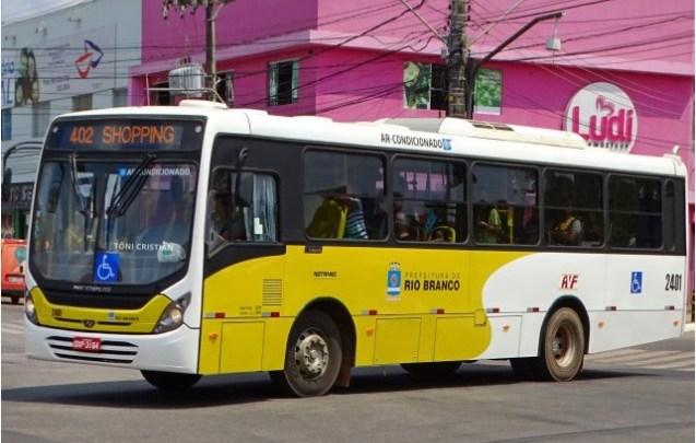 Rio Branco: Paralisação de rodoviários segue pelo segundo dia prejudicando 25 mil passageiros