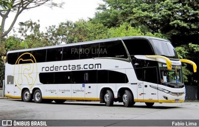DF: Viação Rode Rotas incorpora novo ônibus DD de 15 metros neste fim de ano
