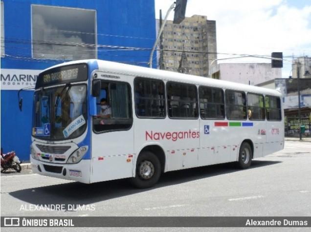 João Pessoa segue com a frota de ônibus reduzida neste feriado de Nossa Senhora da Conceição