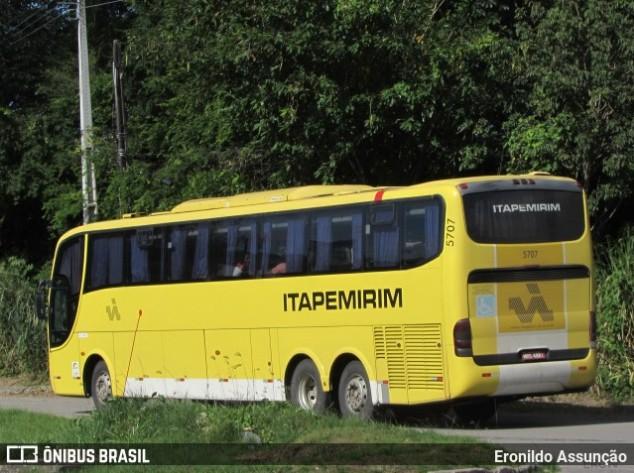 BA: Ônibus da Viação Itapemirim é assaltado na BR-110 em Alagoinhas