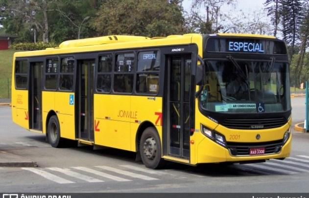 SC: Ministério Público pede que empresas de ônibus cumpram medias de combate à Covid-19