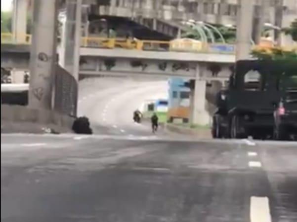 Rio: Linha Vermelha é fechada por conta de tiroteio no Caju neste domingo – Vídeo