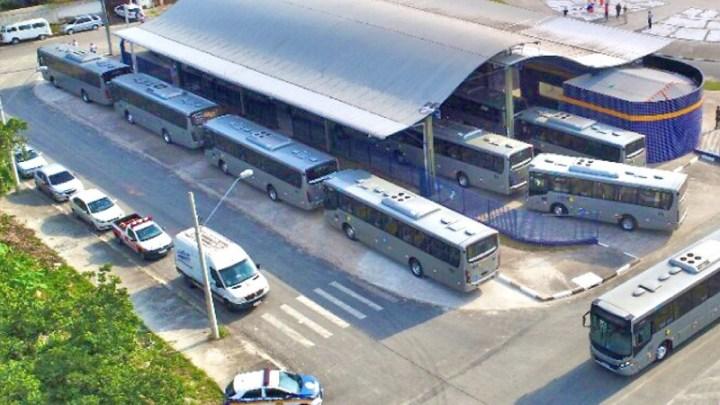 SP: Bertioga anuncia início da operação do Terminal Rodoviário do Vista Linda